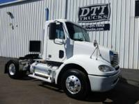 Stock # 8838D Conventional Trucks Day Cab 3863 PSN. DOT