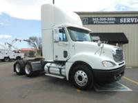 2007 Freightliner Columbia Cl12064ST 2007 Freightliner