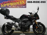 Used Yamaha FZ1 for sale only $3,999. 2007 Yamaha FZ1