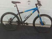 Awesome hardtail with low mileage in good condition. I
