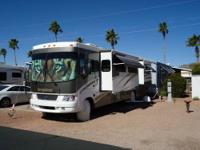 RV is currently in Apache Junction, Arizona. Will be