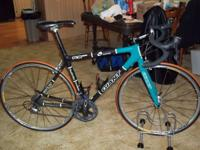 2007 Giant TCR Health Net Team Edition. Full carbon
