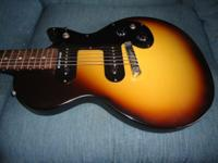2007 Gibson 2 pickup Melody Maker. Vey good condition.