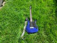 i have a good electric guitar that i no longer use. its