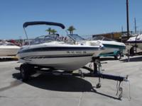"2007 Glastron 18' 5""- Very clean one owner boat with"