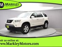 Meet our amazing 2007 GMC Acadia SLT AWD shown in