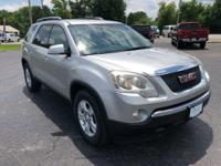 2007 Acadia SLT-2 FWD Local Trade, Non-Smoker, Bose 10