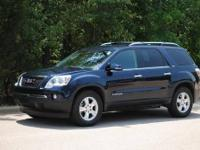 2007 GMC Acadia SUV FWD 4dr SLT Our Location is: Chris