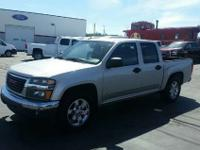 Here's a attractive deal on a 2007 GMC Canyon! It comes