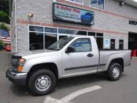 A clean 2007 GMC Pick-up! This pre-owned Canyon comes