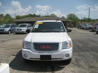 Options Included: Leather Seats2007 GMC Envoy SLE