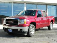Description 2007 GMC SIERRA 1500 Four Wheel Drive,