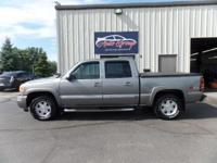 Z71 Package! GMC improved just about everything for