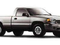 This 2007 GMC Sierra 1500 Work Truck has a Certified