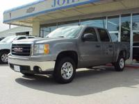 Options Included: Very Clean, Loaded Sierra 1500 Crew