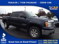 Used 2007 GMC Sierra 1500, DESIRABLE FEATURES: a