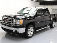 This awesome 2007 GMC Sierra 1500 comes loaded with the