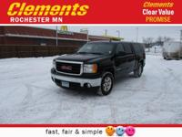 Options:  2007 Gmc Sierra 1500 Slt|4 Wheel Drive|Am/Fm