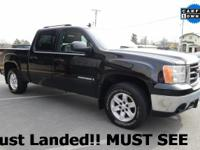 2007 GMC Sierra 1500 SLT Odometer is 32075 miles below