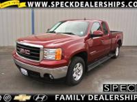 This 2007 GMC Sierra 1500 is equipped with automatic