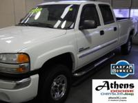Options Included: Engine; Duramax 6.6l Turbo Diesel