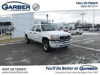 Introducing the 2007 GMC Sierra 2500HD Classic !