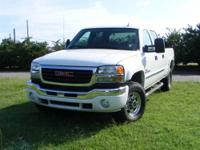 This outstanding example of a 2007 GMC Sierra 2500HD