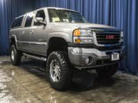 Clean Carfax One Owner Lifted 4x4 Truck with Matching
