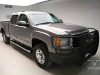 This 2007 GMC Sierra 2500HD SLT Crew Cab 4x4 is offered