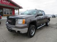 Options:  2007 Gmc Sierra 2500Hd Navigation! Moonroof!