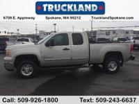 Options:  2007 Gmc Sierra 2500Hd Visit Truckland Online