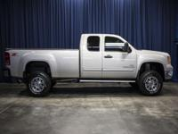Clean Carfax 4x4 Diesel Truck with Backup Camera!