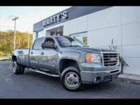 You can't go wrong with this Gray 2007 GMC Sierra