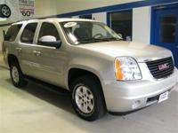 Options Included: N/AThis credible 2007 Yukon, with its