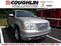 New Price! This 2007 GMC Yukon Denali in Silver Birch