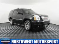 Clean Carfax AWD SUV with Overhead DVD Player!