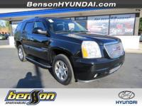 NON-SMOKER, NEVER A RENTAL, and LEATHER. Yukon Denali