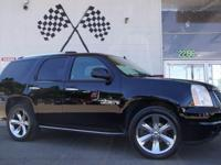 Options:  2007 Gmc Yukon Denali Awd 4Dr Suv|Black