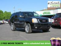 This 2007 GMC Yukon SLE will sell fast -4X4 4WD ABS