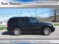 Come test drive this 2007 GMC Yukon! It delivers style