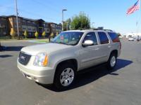 This 2007 GMC Yukon SLT is a great option for folks