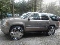 2007 GMC Yukon SLT This SUV currently has 105,000 miles