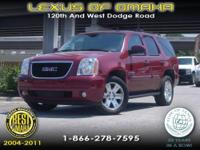 2007 GMC YUKON EQUIPPED WITH EVERYTHING YOU WOULD NEED