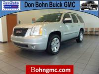 Don Bohn Buick GMC presents this 2007 GMC YUKON with