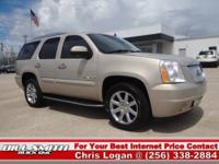This is one Sharp GMC Yukon Denali AWD !! It was Bought