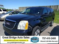 2007 GMC Yukon XL CARS HAVE A 150 POINT INSP, OIL