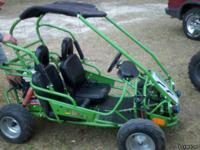 Hello I have a 2007 Hammer Head 80T go cart. It has a