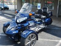 2007 GL 1800 Honda Goldwing R18 Reverse Trike  Two