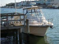 In excellent condition with twin Yamaha 250 Hp.