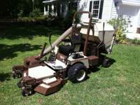 PRICE REDUCED!! 2007 GRASSHOPPER 721DT DIESEL ZTR MOWER
